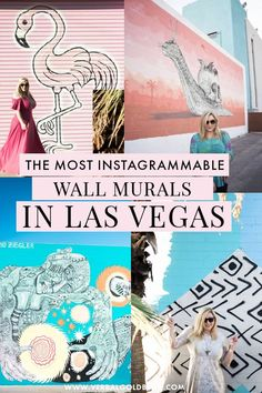 Love wall murals and art? Finding these incredibly insta-worthy spots in Vegas are an incredible way to spend a day in your Las Vegas itinerary! Usa Travel Guide, Travel Usa, Travel Guides, Travel Tips, Travel Photos, Hawaii Travel, Budget Travel, Italy Travel, Las Vegas Travel Guide