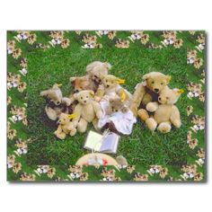 >>>Are you looking for          Teddy bears, bearly family gathering postcards           Teddy bears, bearly family gathering postcards we are given they also recommend where is the best to buyHow to          Teddy bears, bearly family gathering postcards today easy to Shops & Purchase Onli...Cleck Hot Deals >>> http://www.zazzle.com/teddy_bears_bearly_family_gathering_postcards-239592777856992478?rf=238627982471231924&zbar=1&tc=terrest