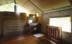 The Nxabega Okavango Safari Camp lies on the edge of the Okavango Delta in a eight wildlife concession bordering the Moremi Game Reserve. Okavango Delta, Wildlife Safari, Game Reserve, Tent Camping, Lodges, Places, Hotels, Home Decor, Ideas