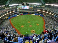 Rodgers Stadium in Toronto.  Visited September 2006.