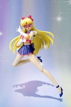 Sailor V ''Sailor Moon'' S.H.Figuarts