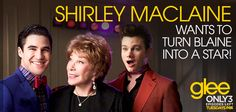 Shirley Maclaine is tweeting live from @ GLEEonFOX during tonight's #glee! Use #AskShirley and get ready for some fun!