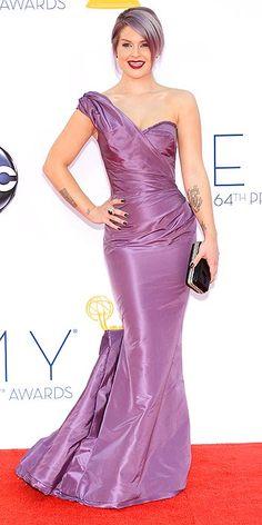 Kelly Osbourne at the Emmy Awards 2012