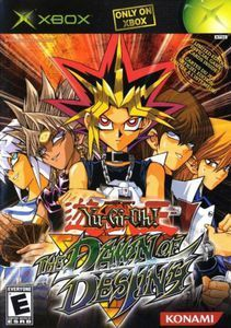 Yu-Gi-Oh Dawn of Destiny - Xbox Game