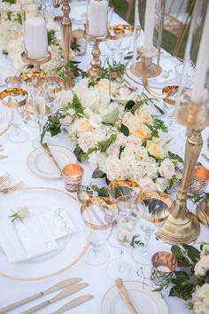 Photography: Lane Dittoe - lanedittoe.com Floral Design: Flower Divas - www.flowerdivas.com/ Venue: Stonepine Estate - stonepinecarmel.com   Read More on SMP: http://www.stylemepretty.com/2016/03/11/european-inspired-california-estate-wedding/