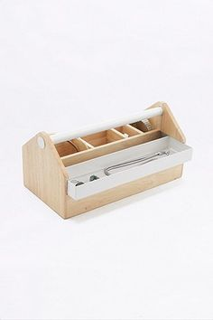 Wooden White Jewellery Box - Urban Outfitters