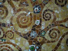 My mosaics / Tree of Life Back splash