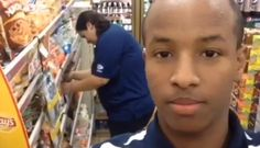 This Kid Recorded A Clerk Following Him To Prove 'Shopping While Black'Exists