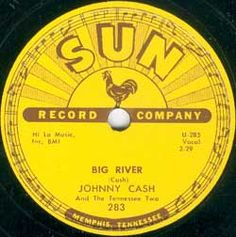SUN Records, Memphis Tennessee  Johnny Cash & The Tennessee Two