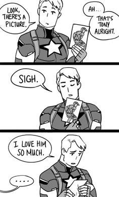 #Stony #SteveRogers #CaptainAmerica #TonyStark #IronMan