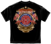 BADGE OF HONOR FIREFIGHTER