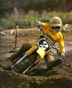 Bob Hannah 1977