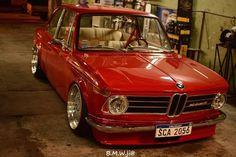 My 1973 BMW 2002 — stance-works-go: Uruguay Stance Bmw 2002 perfect...