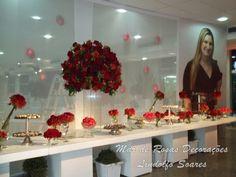 Mar de Rosas Decorações Lindolfo Soares: Salão Casa dos Marinheiros
