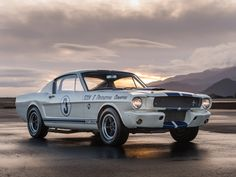 1965 Shelby GT350 R.