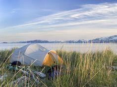 Bartlett Cove Campground, Glacier Bay National Park, AK