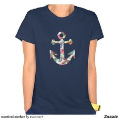 nautical anchor camisas                                                                                                                                                     Más