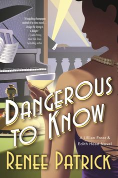 The second book in the Lillian Frost and Edith Head mystery series