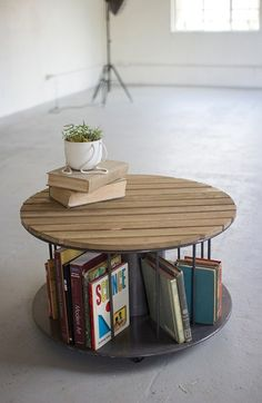 I am in love with this coffee table
