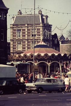 Wonderful Color Photos of Amsterdam in the early 1970s ~ vintage everyday