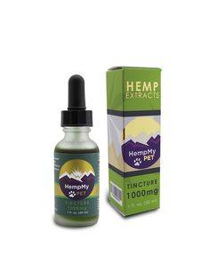 Organic Hemp Oil For Pets