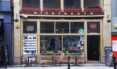 Night and Day - Café and Bar