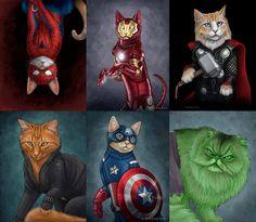 Marvel Cat. ;)