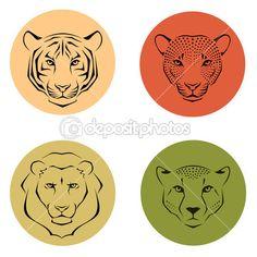 I pick the tiger.