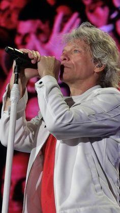 Jon Bon Jovi, I Said, Cool Shirts, Band, Eyes, Concert, Hot, Sash, Concerts