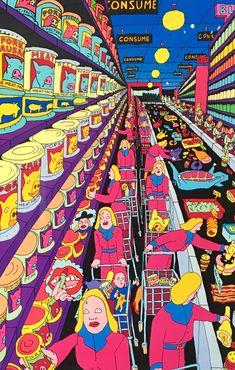 Art Reference, Pop Art, Fair Grounds, Google, Fun, Travel, Photo Illustration, Fin Fun, Voyage