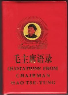 Quotations from Chairman Mao Tse-tung - Wikipedia