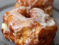 *articles on this site may contain affiliate links*shares I'm sure many of you have heard of Cronuts before.  If not, they are a airy doughnuts made from crescent pastry dough.  Cronuts are a nice alternative to typical cake like homemade doughnuts, and I have a really easy recipe for them to share with you today. …