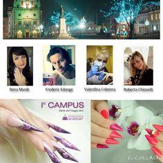 #misteromilano #campus2015 #nails #Poland