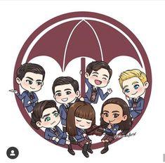 Funny Umbrella, Best Umbrella, Umbrella Art, Under My Umbrella, Tom Hopper, Preppy Stickers, Film Serie, Art Drawings, Sketches