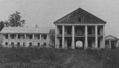 The Linwood Plantation 422 Dougherty Lane Jackson, Louisiana, 70748 in Ascension Parish 1848