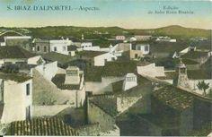 Ai mê rico Algarve!: Fugindo do litoral - S. Brás de Alportel