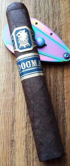 Undercrown Dogma by Drew Estate - Read the full review @ DanGumm.com