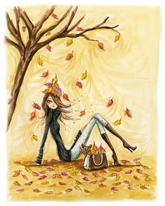 fall, bella pilar