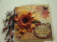 Nov. 6, 2010 - Autumn/Fall Mini Album
