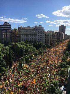 Diada de Catalunya, 11 de setembre  2017