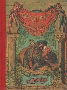 COLLECTIF. Aventures de Sancho Pança - En images - Épisode de son gouvernement sur l'île Barataria