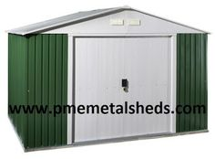 Most Reliable Manufacturer of Metal Garden Sheds for Outdoor Storage: Shanghai Passion Machinery Equipment Co., Ltd - Yo...