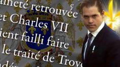 Louis XX, Roy de France : Message d'espoir aux Français