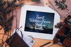 BUNDLE: 11 Sweet Frames by MediaLab on Creative Market