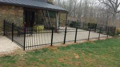 Install a security #fence for your home-based business. Check out the benefits in this article! | Leesburg, VA | Beitzell Fence