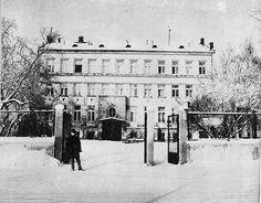 Orphanage after WWII by dlberek, via Flickr