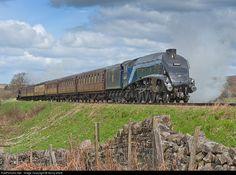 RailPictures.Net Photo: UK Steam 4-6-2 at North Yorkshire, United Kingdom by henry elliott