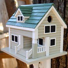 Home Bazaar Long Island Birdhouse Outdoor Paint, Outdoor Decor, Long Island, Homemade Bird Houses, Bird House Feeder, Bird Feeders, Birdhouse Designs, Bird House Kits, Bird Houses For Sale