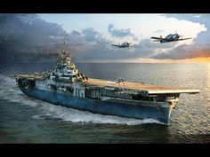 Aircraft Carriers History