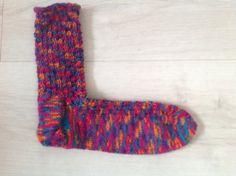 Socken handgestrickt Gr. 37/38 von Strickfinchen auf Etsy